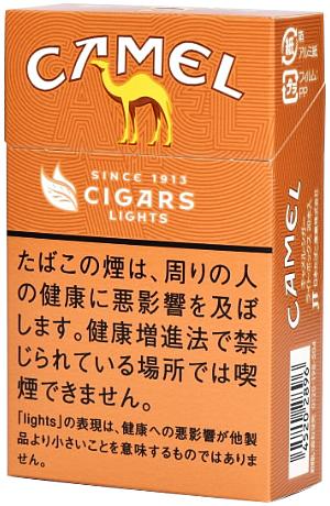 タバコ キャメル