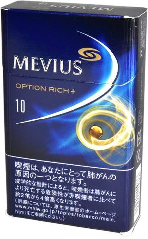 「メビウス・オプション・リッチプラス・10」の画像検索結果